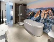 Альтернатива плитке в ванной комнате