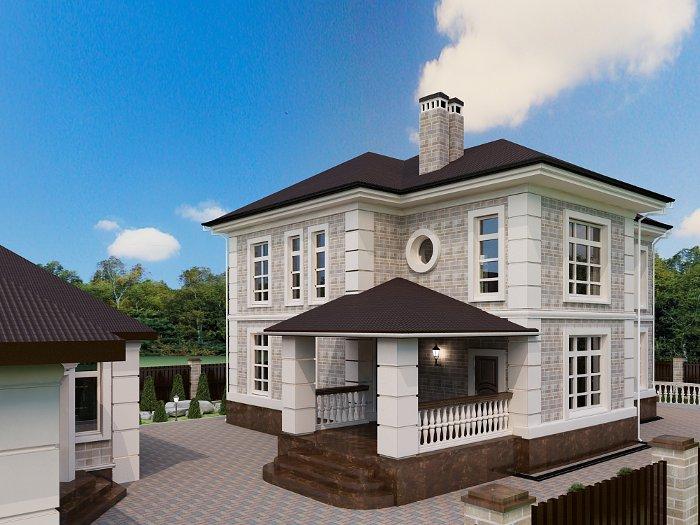 Современные интерьеры домов и коттеджей