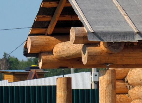 Покрытие односкатной крыши рубероидом своими руками